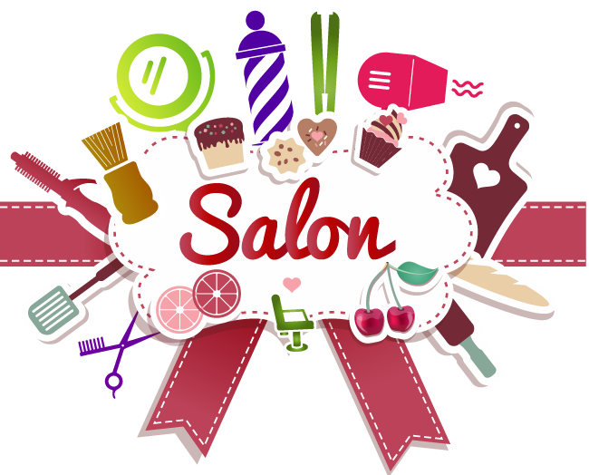 salon graphic